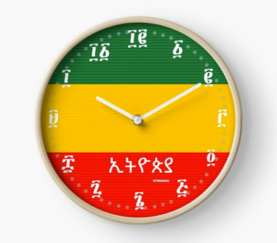 Time in Ethiopia